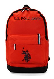 Morral  Naranja-Azul Us Polo Assn
