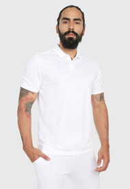 Polo Blanco Nike Victory Dry Fit