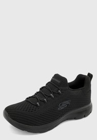 Tenis Training Negro Skechers Fast Attraction