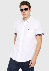 Camisa Blanco Us Polo Assn