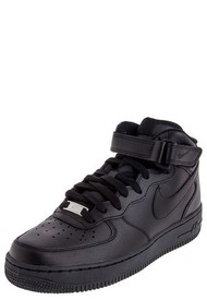 Bota Lifestyle Negra Nike Air Force 1 Mid '07 AF1