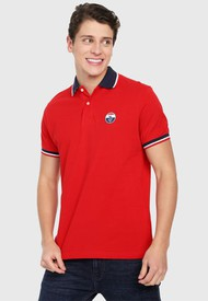 Polo Rojo-Azul US Polo Assn
