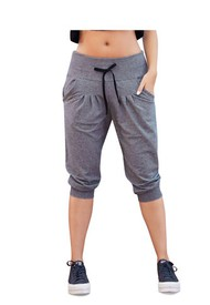 Capri Adulto Femenino Gris Jaspe Marketing Personal