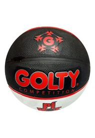 Balon Baloncesto Golty Competition Pivot No.6-Negro