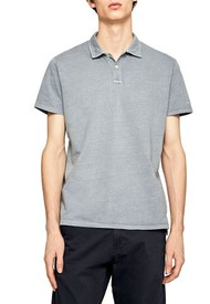 Polo Gris Pepe Jeans