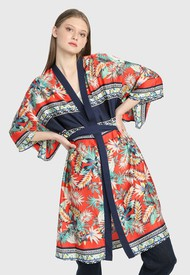 Kimono Rojo-Azul-Beige Paris District