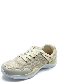Tenis Running Beige-Blanco Fila Lovel