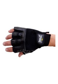 Guante De Pesas Everlast Authority Ii-Negro