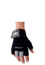 Guante De Pesas Everlast Power House II-Negro