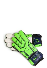 Guantes Futbol Winner Verde Top Zoom Sports