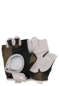 Guantes Gris-Negro-Verde Nike Ultimate Heavyweight