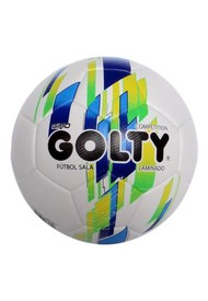 Balon Futbol Sala Golty Competition Giro-Azul