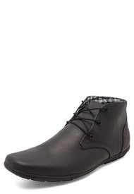 Bota Casual Negra Monserrate